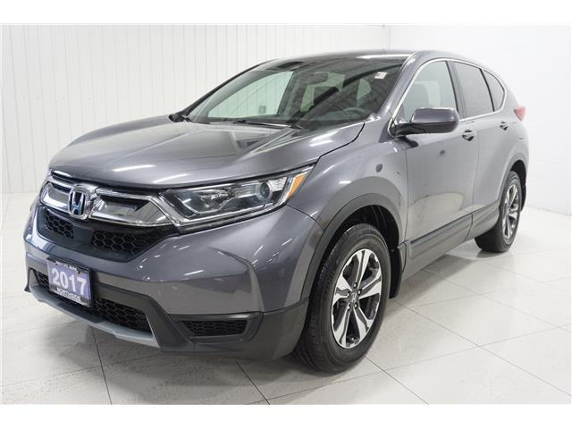 2017 Honda CR-V LX (Stk: T19300A) in Sault Ste. Marie - Image 1 of 22