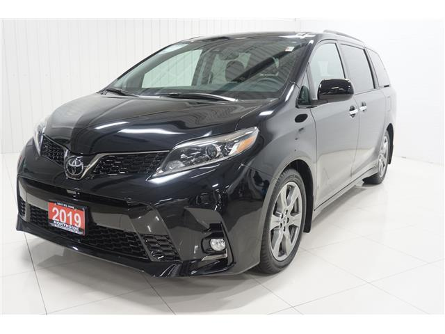 2019 Toyota Sienna SE 8-Passenger (Stk: M19178A) in Sault Ste. Marie - Image 1 of 22
