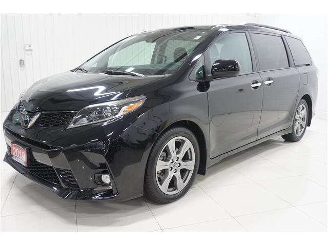 2019 Toyota Sienna SE 8-Passenger (Stk: M19178A) in Sault Ste. Marie - Image 2 of 22
