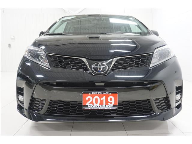 2019 Toyota Sienna SE 8-Passenger (Stk: M19178A) in Sault Ste. Marie - Image 3 of 22