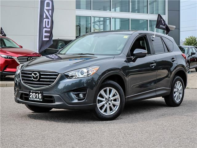 2016 Mazda CX-5 GS (Stk: P5254) in Ajax - Image 1 of 23