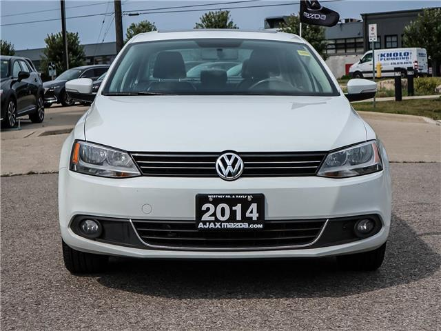 2014 Volkswagen Jetta 1.8 TSI Highline (Stk: 19-1858TA) in Ajax - Image 2 of 23