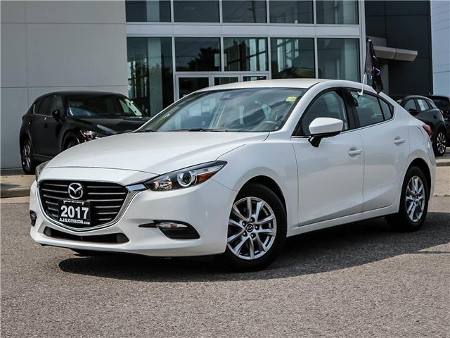 2017 Mazda Mazda3 GS (Stk: P5236) in Ajax - Image 1 of 23