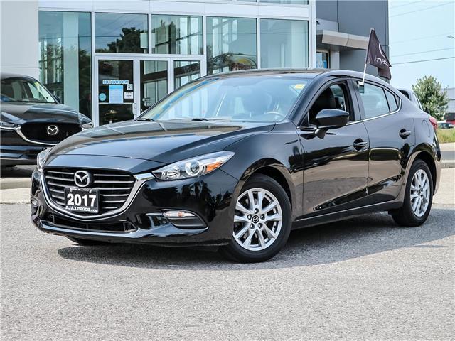 2017 Mazda Mazda3 SE (Stk: 19-1831TA) in Ajax - Image 1 of 24