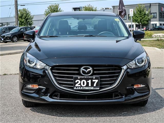 2017 Mazda Mazda3 SE (Stk: 19-1831TA) in Ajax - Image 2 of 24