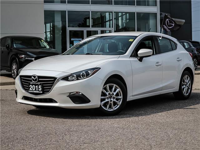 2015 Mazda Mazda3 Sport GS (Stk: P5243) in Ajax - Image 1 of 23