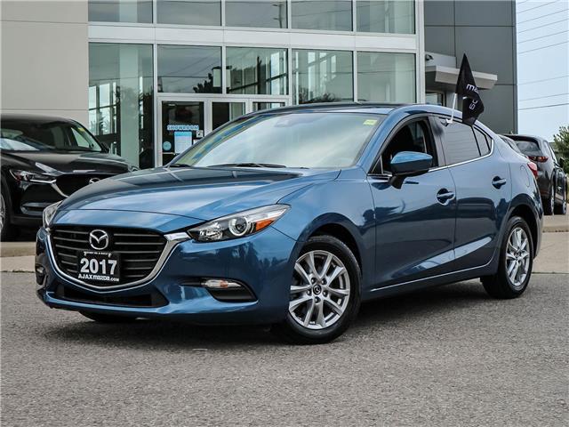 2017 Mazda Mazda3 GS (Stk: P5253) in Ajax - Image 1 of 25