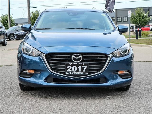 2017 Mazda Mazda3 GS (Stk: P5253) in Ajax - Image 2 of 25