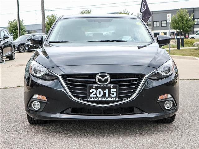 2015 Mazda Mazda3 Sport GT (Stk: P5245) in Ajax - Image 2 of 24