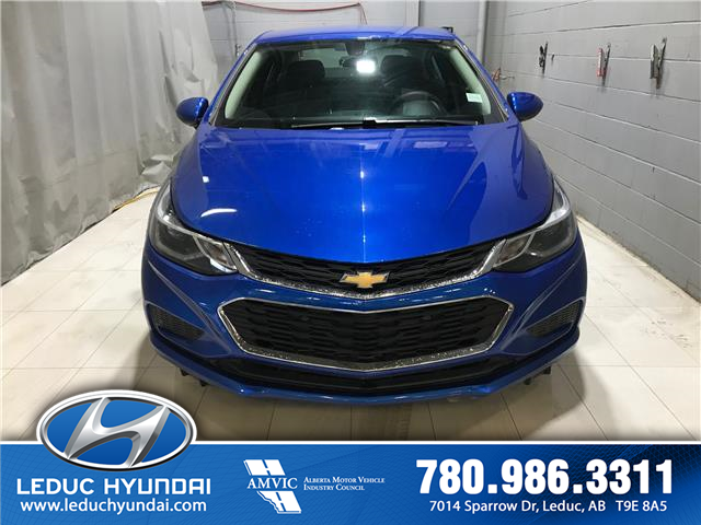 2018 Chevrolet Cruze LT Auto (Stk: PS0196) in Leduc - Image 1 of 8
