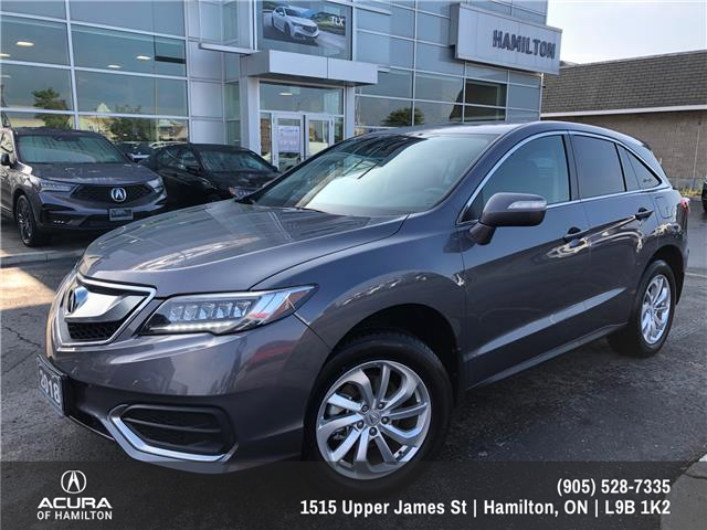 2018 Acura RDX Tech (Stk: 1816980) in Hamilton - Image 1 of 30