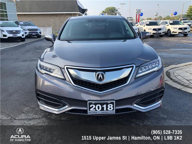 2018 Acura RDX Tech (Stk: 1816980) in Hamilton - Image 2 of 30