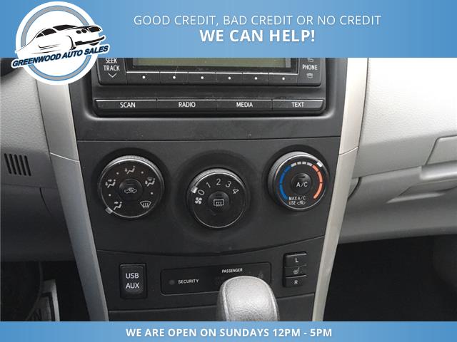 2012 Toyota Corolla CE (Stk: 12-13968) in Greenwood - Image 10 of 13