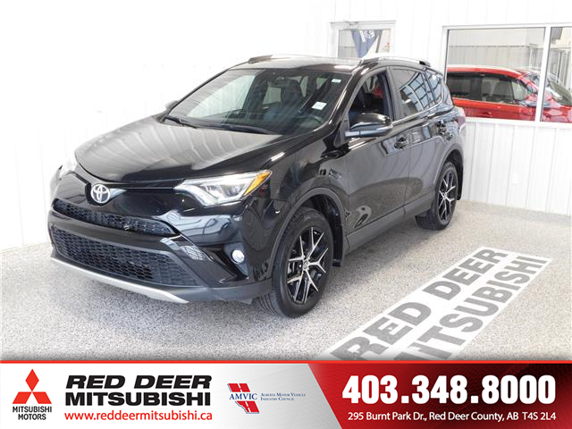 2016 Toyota RAV4 SE (Stk: T197742A) in Red Deer County - Image 1 of 17