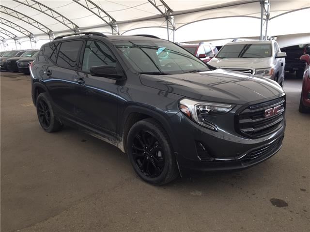 2019 GMC Terrain SLE (Stk: 176316) in AIRDRIE - Image 1 of 27