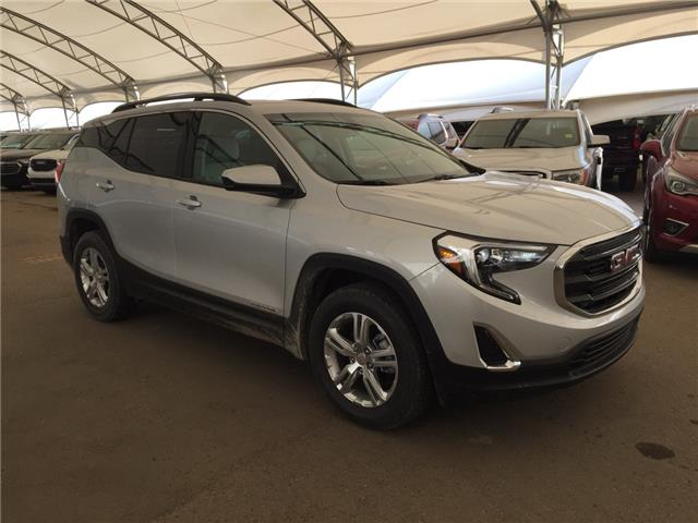 2019 GMC Terrain SLE (Stk: 176517) in AIRDRIE - Image 1 of 27