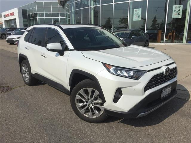 2019 Toyota RAV4 Limited (Stk: 55321) in Brampton - Image 1 of 15