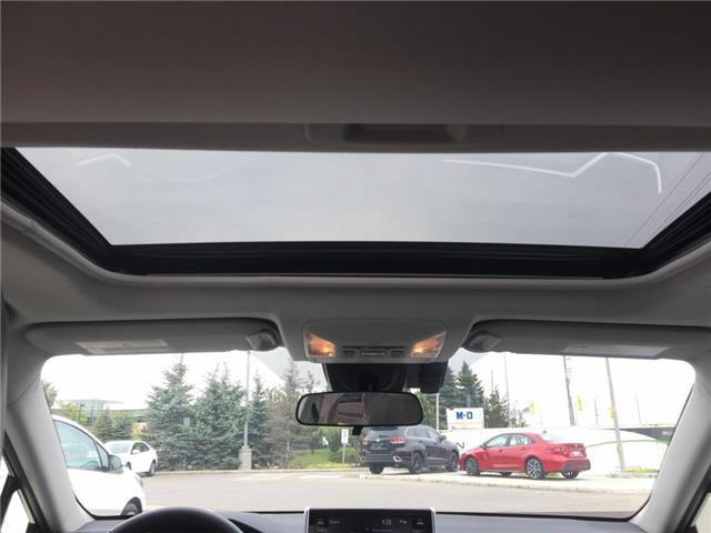 2019 Toyota RAV4 Trail (Stk: W037976) in Brampton - Image 12 of 16