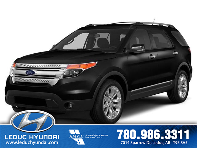 2015 Ford Explorer XLT (Stk: 9KO6201A) in Leduc - Image 1 of 10