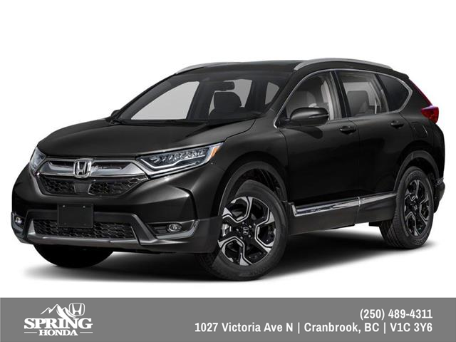 2019 Honda CR-V Touring (Stk: H49080) in North Cranbrook - Image 1 of 9