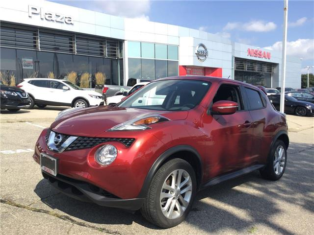 2015 Nissan Juke SV (Stk: U1561) in Hamilton - Image 1 of 2