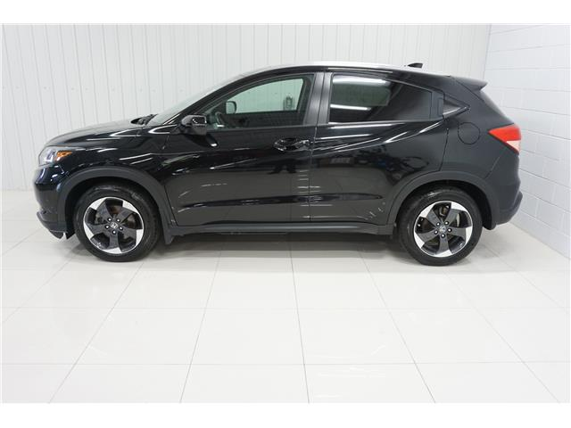 2018 Honda HR-V EX-L (Stk: M19221A) in Sault Ste. Marie - Image 5 of 23