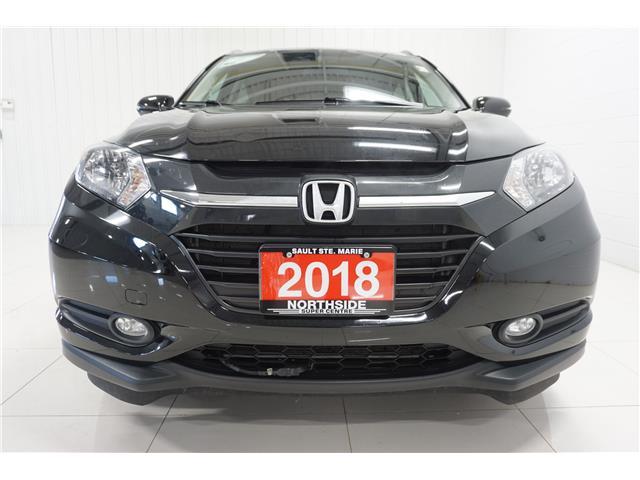 2018 Honda HR-V EX-L (Stk: M19221A) in Sault Ste. Marie - Image 3 of 23