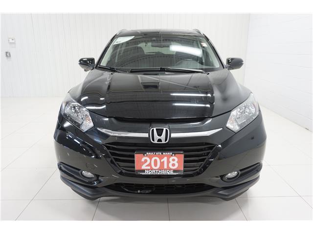 2018 Honda HR-V EX-L (Stk: M19221A) in Sault Ste. Marie - Image 4 of 23