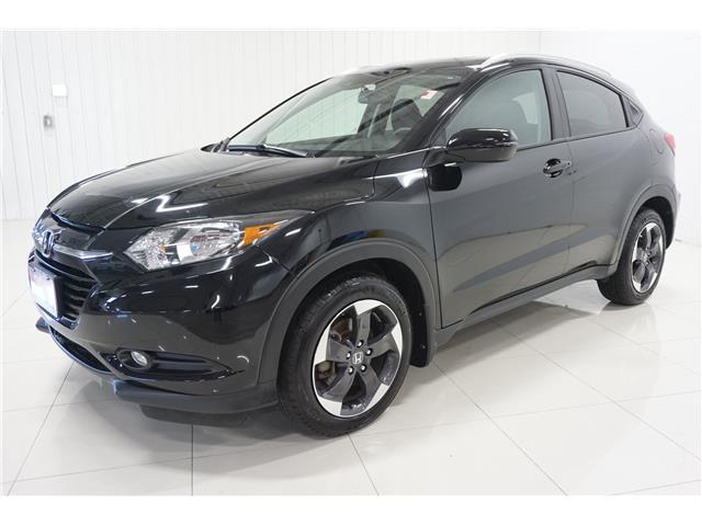 2018 Honda HR-V EX-L (Stk: M19221A) in Sault Ste. Marie - Image 2 of 23