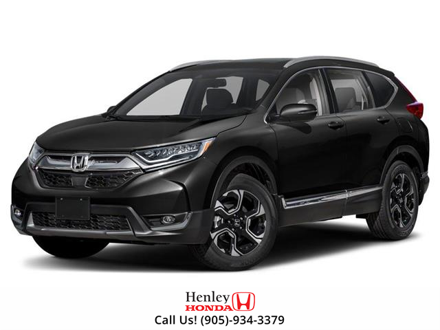 2019 Honda CR-V Touring (Stk: H18509) in St. Catharines - Image 1 of 9