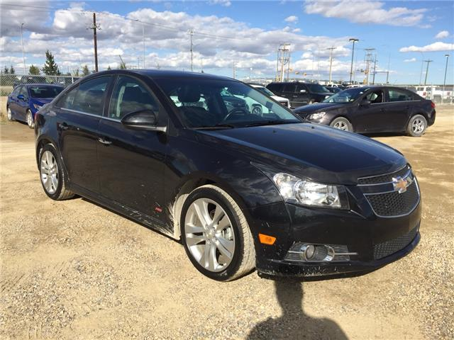 2014 Chevrolet Cruze 2LT (Stk: 164774) in AIRDRIE - Image 1 of 4
