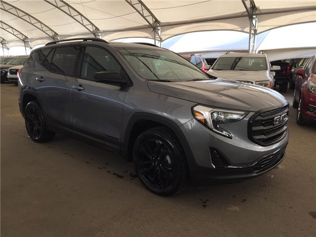 2019 GMC Terrain SLE (Stk: 176418) in AIRDRIE - Image 1 of 28