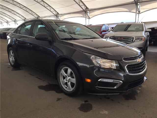 2016 Chevrolet Cruze Limited 2LT (Stk: 165999) in AIRDRIE - Image 1 of 27
