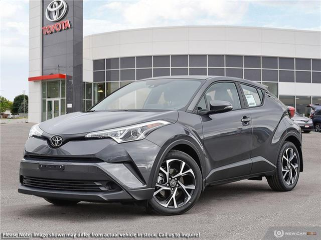 2019 Toyota C-HR Base (Stk: 219861) in London - Image 1 of 24