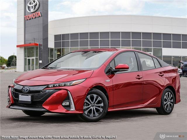2020 Toyota Prius Prime Upgrade (Stk: 220153) in London - Image 1 of 23