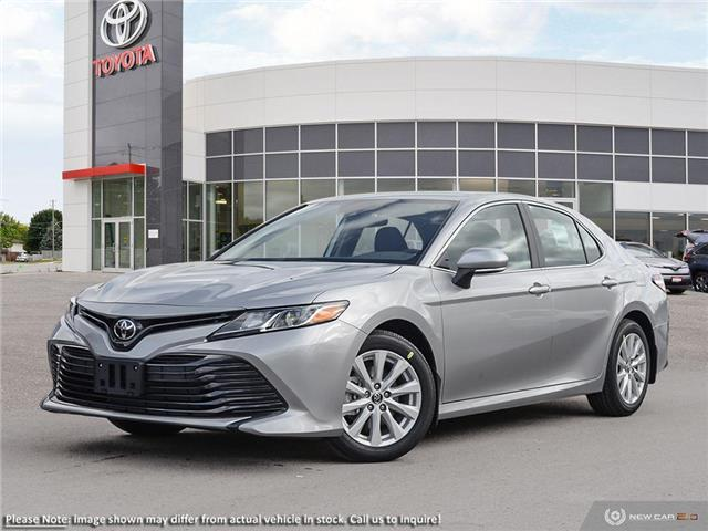 2019 Toyota Camry LE (Stk: 219827) in London - Image 1 of 24