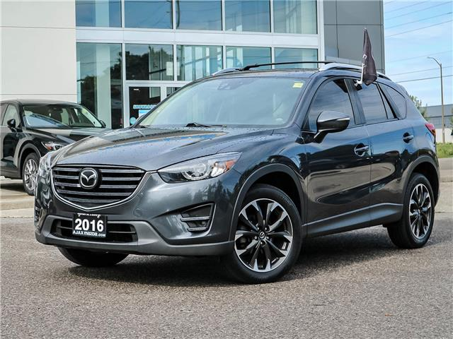 2016 Mazda CX-5 GT (Stk: 19-1515A) in Ajax - Image 1 of 25