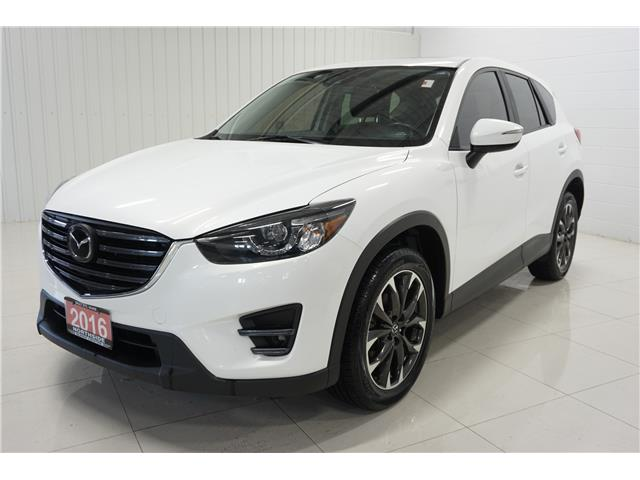 2016 Mazda CX-5 GT (Stk: MP0570) in Sault Ste. Marie - Image 1 of 25