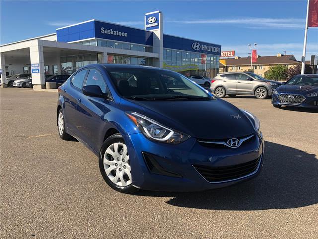 2015 Hyundai Elantra GL (Stk: 39316A) in Saskatoon - Image 1 of 29
