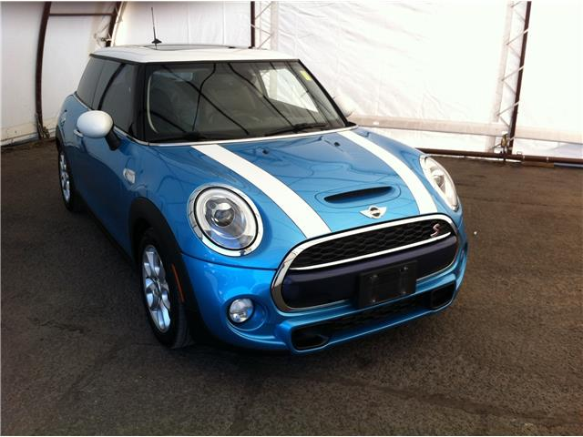 2015 MINI 3 Door Cooper S (Stk: A8369C) in Ottawa - Image 1 of 24