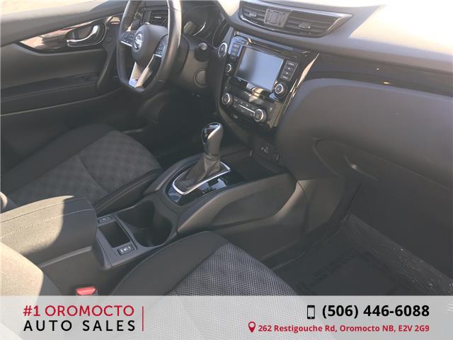 2019 Nissan Qashqai SV (Stk: 072) in Oromocto - Image 9 of 23