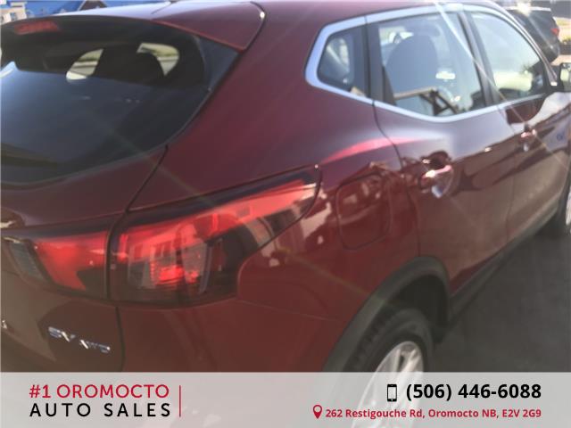 2019 Nissan Qashqai SV (Stk: 072) in Oromocto - Image 12 of 23
