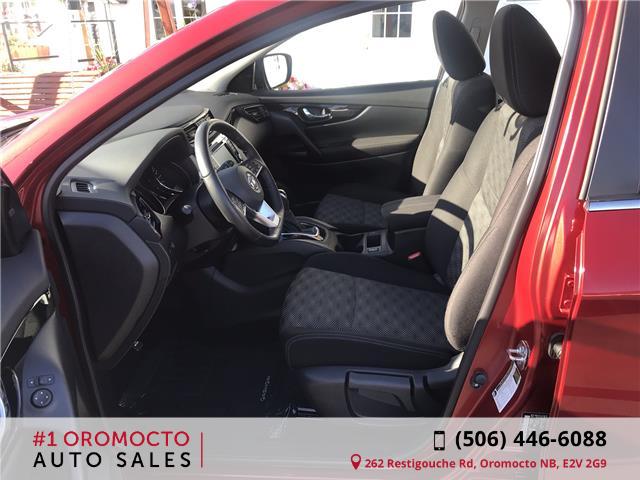 2019 Nissan Qashqai SV (Stk: 072) in Oromocto - Image 14 of 23