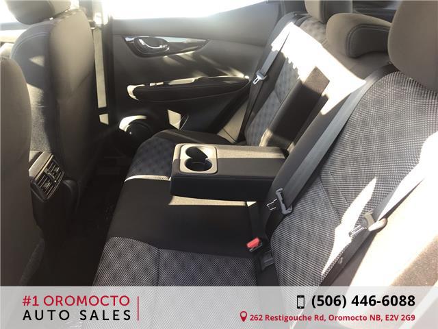 2019 Nissan Qashqai SV (Stk: 072) in Oromocto - Image 16 of 23