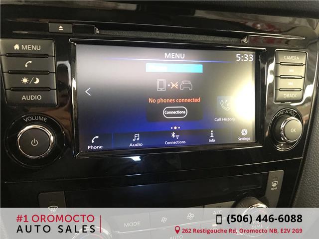 2019 Nissan Qashqai SV (Stk: 072) in Oromocto - Image 22 of 23