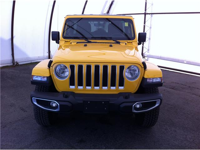 2019 Jeep Wrangler Unlimited Sahara (Stk: R8478A) in Ottawa - Image 2 of 29