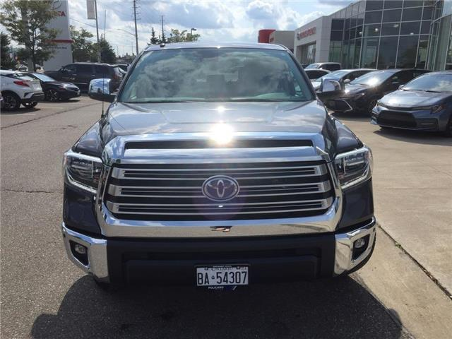 2019 Toyota Tundra Limited 5.7L V8 (Stk: 802548D) in Brampton - Image 2 of 17