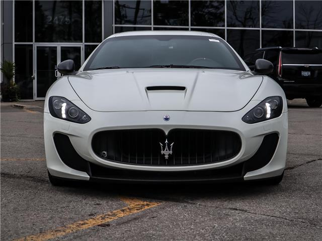 2014 Maserati GranTurismo Sport (Stk: U419) in Oakville - Image 2 of 28