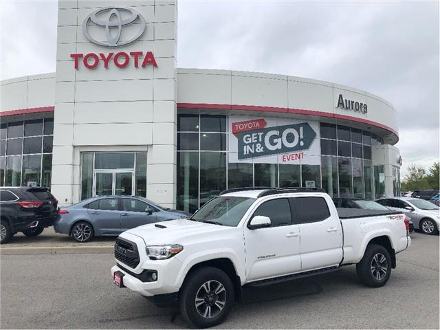 2017 Toyota Tacoma  (Stk: 6587) in Aurora - Image 1 of 16