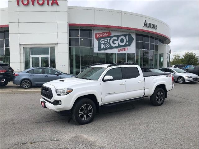 2017 Toyota Tacoma  (Stk: 6587) in Aurora - Image 2 of 16